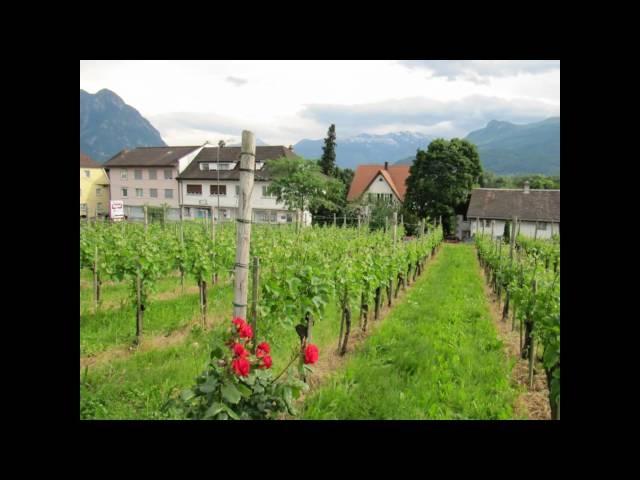 Лихтенштейн - маленькая страна