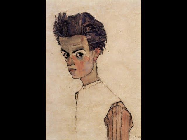 Психология искусства. Эгон Шиле. Часть I. Art Psychology. Egon Schiele. Part I