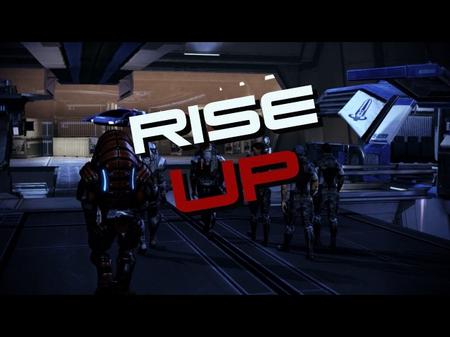 Mass Effect 3 Rise Up