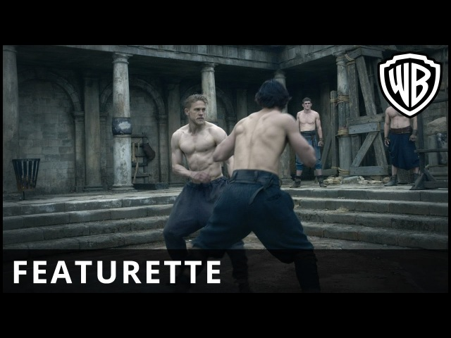 "King Arthur: Legend of the Sword - ""1000 Punches"" Featurette - Warner Bros. UK » Freewka.com - Смотреть онлайн в хорощем качестве"