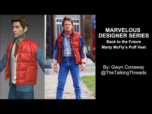 Marvelous Designer Tutorial 4: Puff Garments