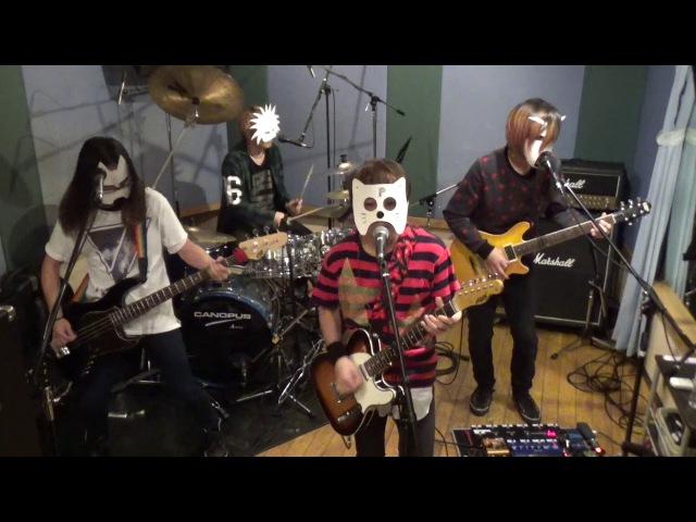 バンドで『POP TEAM EPIC POPPY PAPPY DAY』(ポプテピピックOPED)を演奏。流田Project