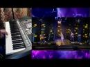Глюкоза - Танцуй Россия Remix 2018 создано created на синтезаторе Yamaha PSR-S970