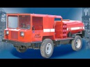 Техносервис ШТС Т39224 Крот Пожарный 2001