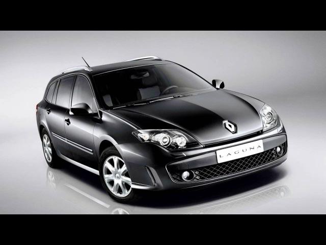 Renault Laguna Grandtour Black Edition X91 '2009