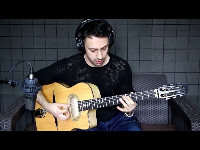 Djangos Tiger - Gypsy Jazz Style Guitar