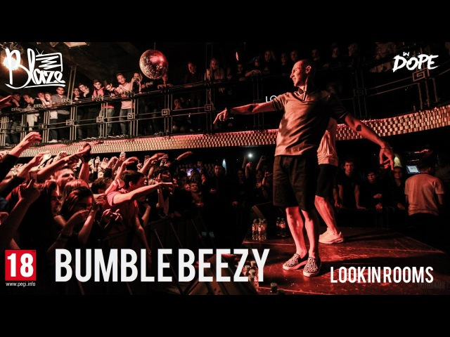 BumbleBeezy - Live in Moscow Lookin Rooms | Aftermovie by BlazeTV
