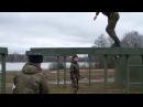Армейская полоса препятствий