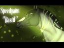 Horse Speedpaint Bastil