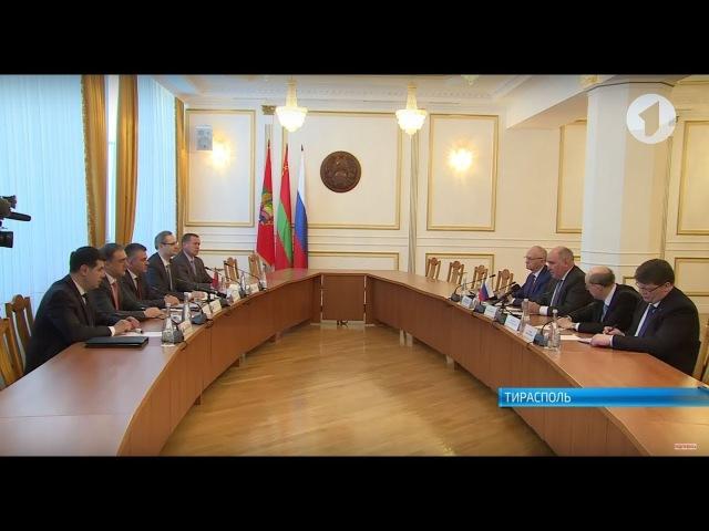 Григорий Карасин и Вадим Красносельский - о переговорном процессе
