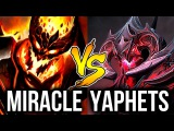 Best Shadow Fiend Player - Miracle- vs YaphetS Dota 2