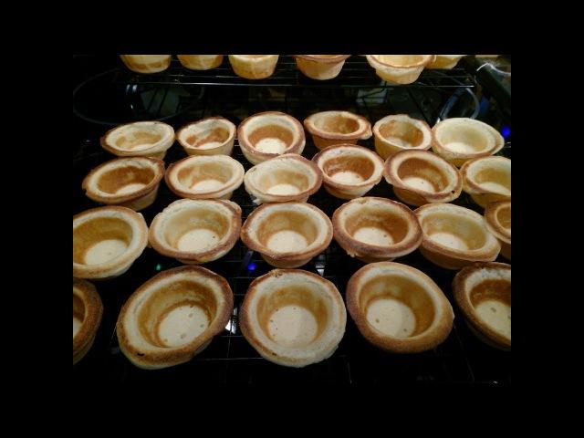 Вафельные Стаканчики / Обзор - Korona WaffelCup Maker / Waffle Cups