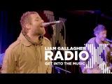 Liam Gallagher - Wonderwall LIVE (Radio X Session)