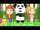A Ram Sam Sam | Cantec pentru copii karaoke