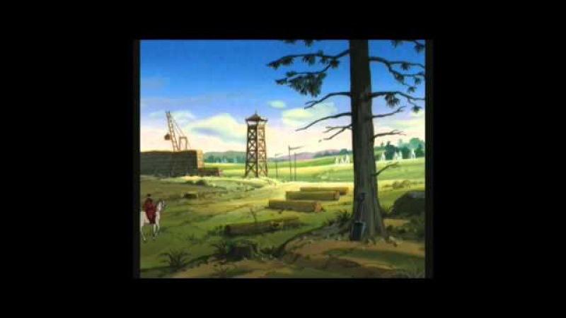 Michel Strogoff (dessin animé) - Episode 15 - DVD 2