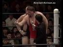 Бушидо бои Такада и Ямазаки против Олбрайта и Бартона