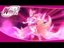 Winx Club - Ahri Transformation League of Legends Winx Style