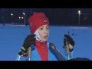 У юных спортсменов-лыжников – горячая пора