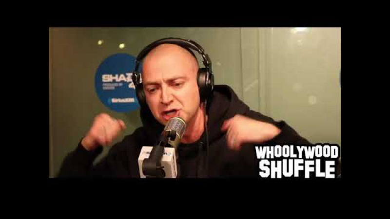 Oxxxymiron и его интервью на радио Eminem'a - SHADE45