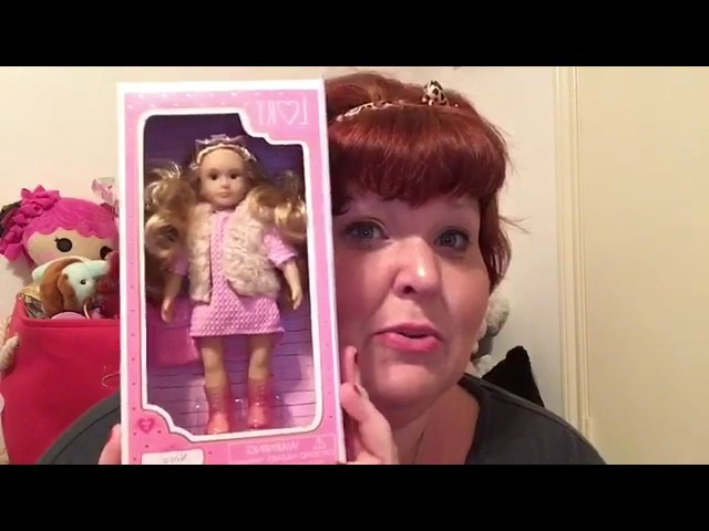 New Lori girl doll unboxing!!