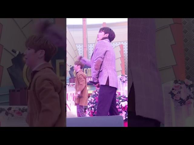 [FANCAM] 180216 100%(백퍼센트) - Song for you (Jonghwan Focus) @ Chiba - Ikspiari