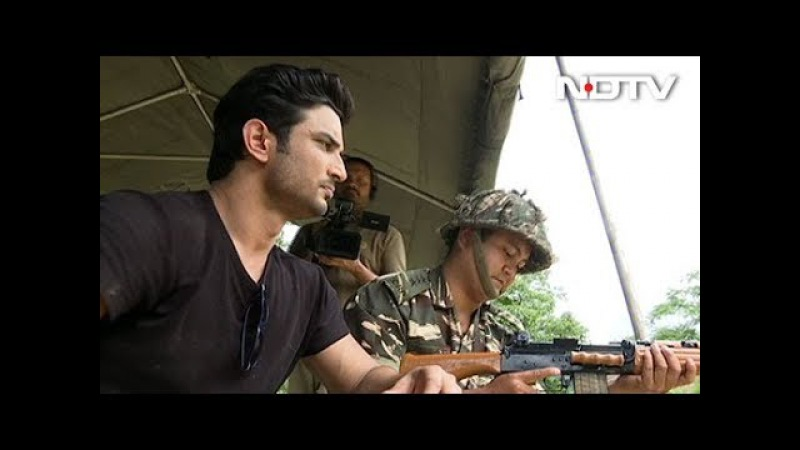 Jai Jawan: Sushant Singh Rajput Heads For A Different Kind Of Shooting