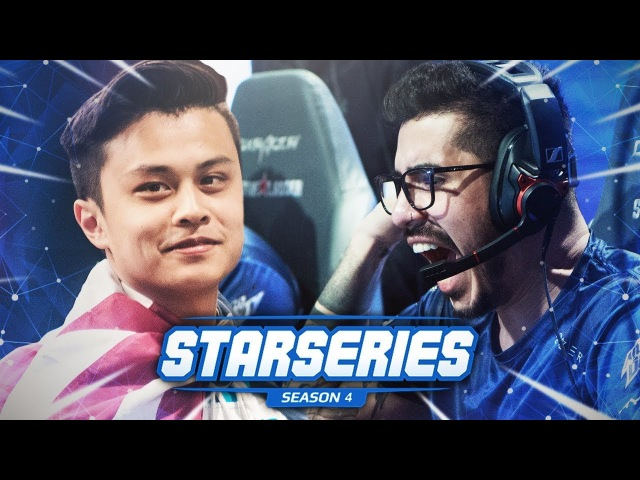 NaVi tried to knife Coldzera but FAILED! • Best of StarSeries S4 - Day 4 • CS GO PRO HIGHLIGHTS 180