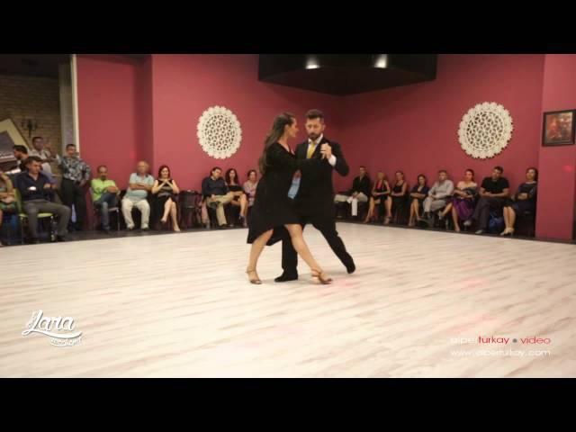 Eşref Tekinalp Vanessa Arabacıoğlu 12 - Tango Lara Weekend 9-11 Ekim 2015 - 12