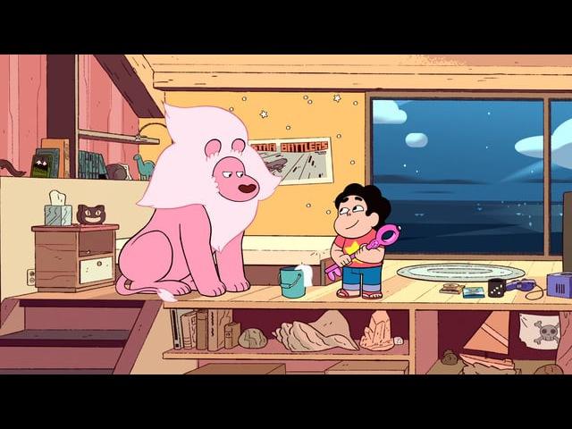 Steven Universe 4 сезон 21 серия - Лев 4: Альтернативный Финал
