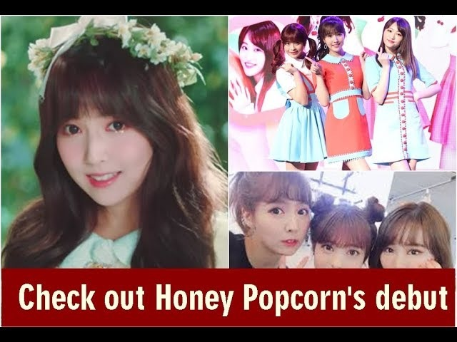 Honey Popcorn Released a Music Video For Their Debut Song 'Bibidi Babidi Boo'