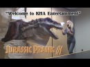 Jurassic Prank 3 - Welcome to KHA Entertainment!