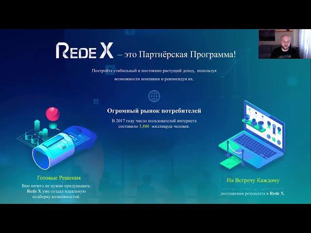 Redex Редекс презентация от основателя компании 1