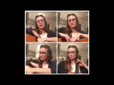 Claire Marie Solomon - White Winter Hymnal (Fleet Foxes cover)