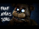SFM FNAF Five Nights at Freddy's Christmas Song by JT Music