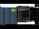 Palit GeForce GTX 1080 Ti JetStream Майнинг в программе MinerGate