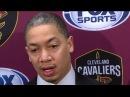Tyronn Lue Postgame Interview | Cavaliers vs Pistons | January 30, 2018 | 2017-18 NBA Season
