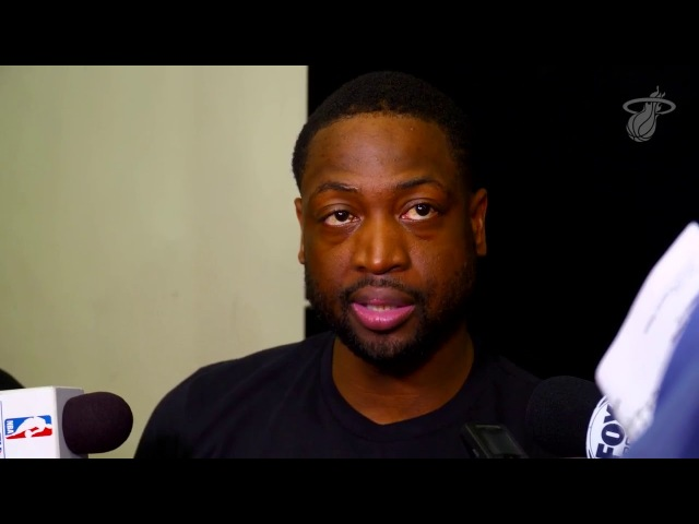 Dwyane Wade Pregame Interview | Heat vs Raptors | February 13, 2018 | 2017-18 NBA Season