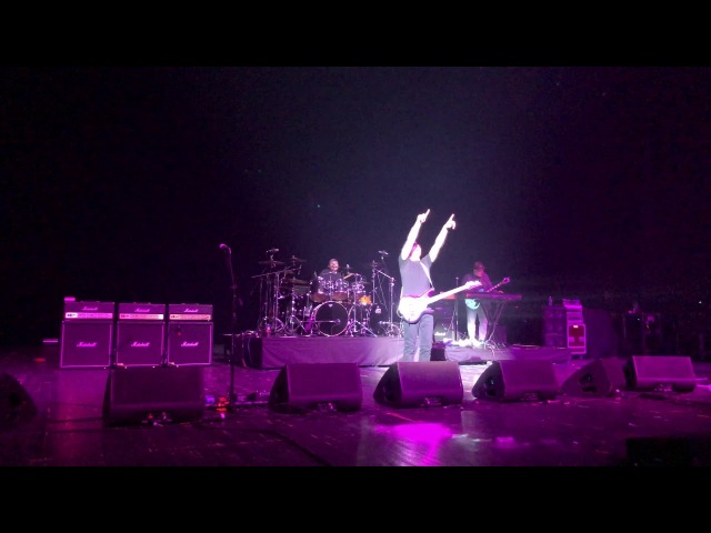 G3 Moscow 16.03.18 Satriani Catbot, Satch Boogie 4K