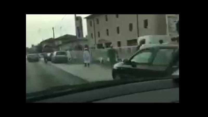 Das ist nicht Saudi Arabien das ist in Italien