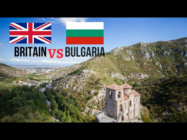 My Trip To Bulgaria | Western Europe VS Eastern Europe - A Comparison | Culture, History & Attitudes