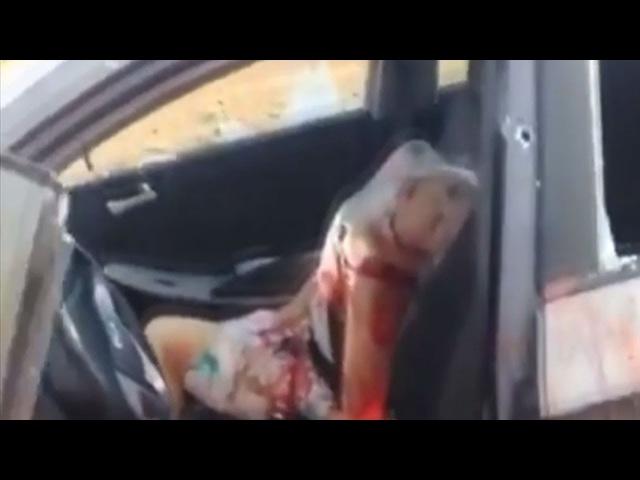 Полицейский застрелил жену и тестя на трассе