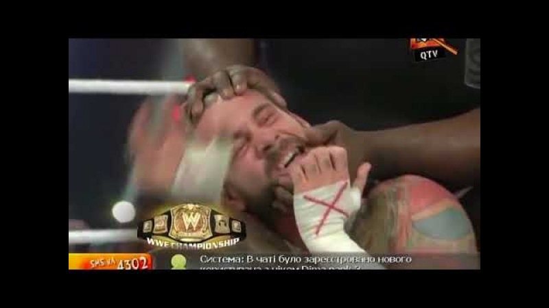 WWE Raw SuperShow 16.04.2012 (QTV)