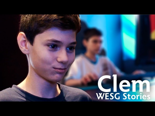 WESG Stories: Clem, the youngest player