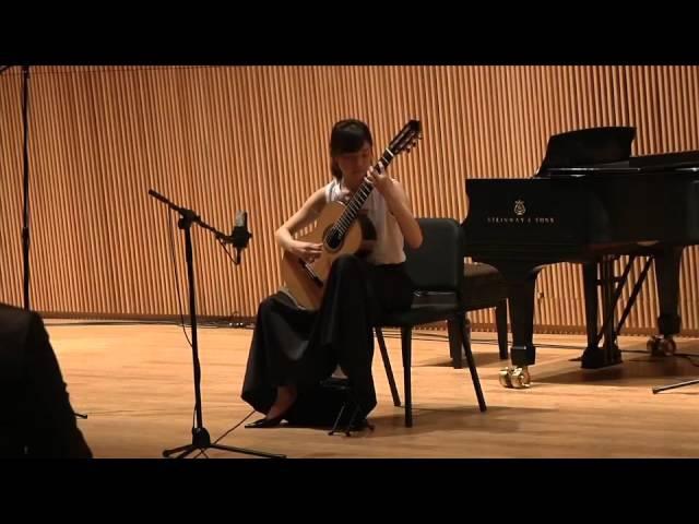Yen Lee plays Prelude (Asturias) by I. Albeniz