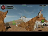 Играем в Wild Animals Online с Чернолапом.