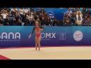 Ангелина Мельникова RUS FX AA @ Abierto de Gimnasia Mexico 2017