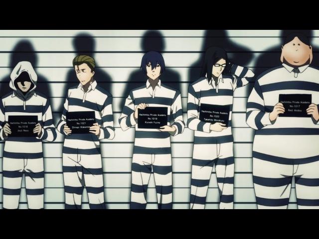 Смешные моменты из аниме 1 Prison School/Школа тюрьма