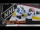Kane's big game, Hoffman's OT winner headline the night