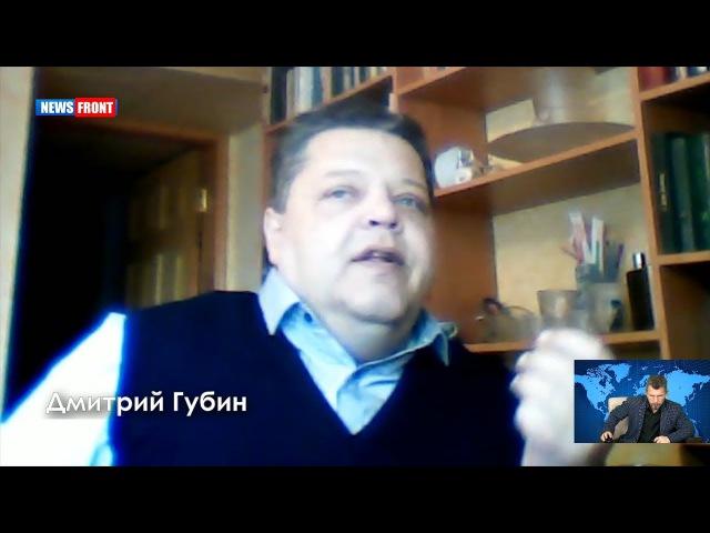 Для решения вопроса по обмену пленными необходим закон об амнистии - Дмитрий Губ...