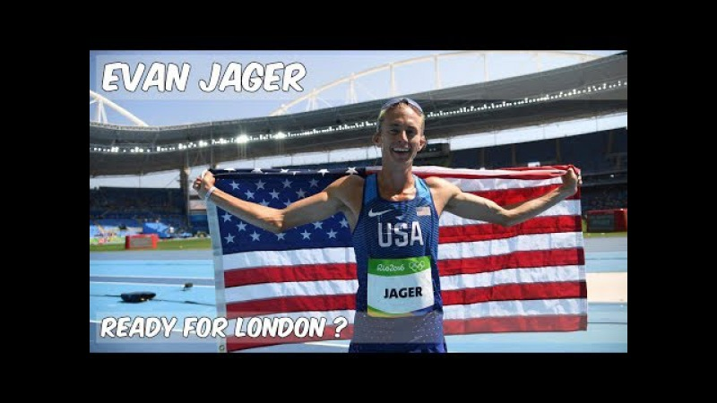 EVAN JAGER - MOTIVATIONAL VIDEO - READY FOR LONDON ?? 4